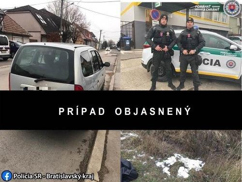 Vražda v Pezinku: FOTO