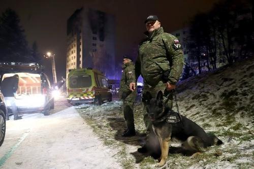 Prešovom otriasol obrovský výbuch