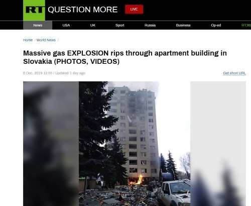 O tragédii v Prešove