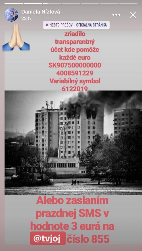 Tragédia v Prešove spojila