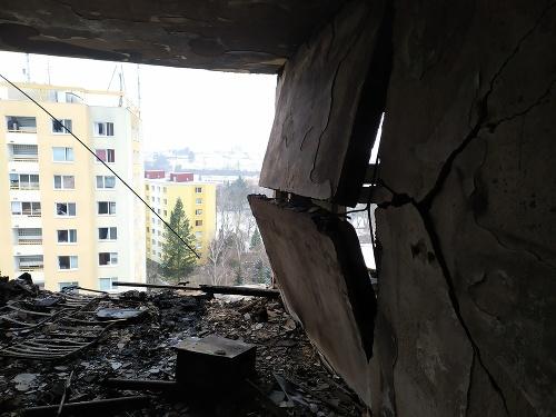 Panelák smrti na Mukačevskej