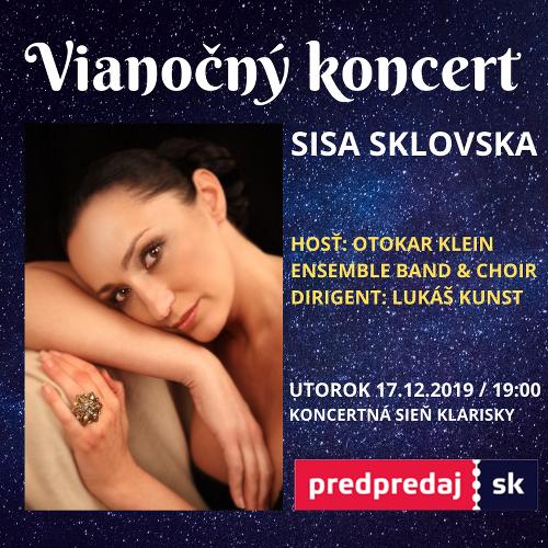 Sisa Sklovská vám predstaví