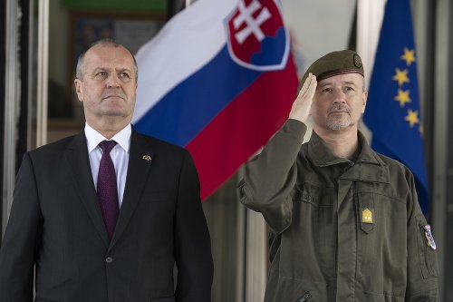 Minister Peter Gajdoš navštívil