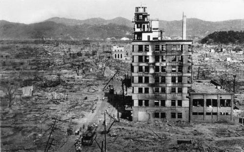 Budovy v Hirošime, ktoré