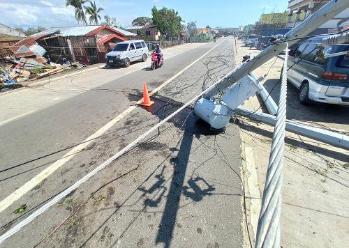 Hrozivá bilancia po tajfúne