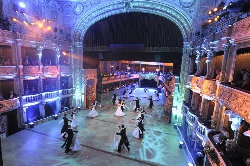 Jubilejný dobročinný Ples v