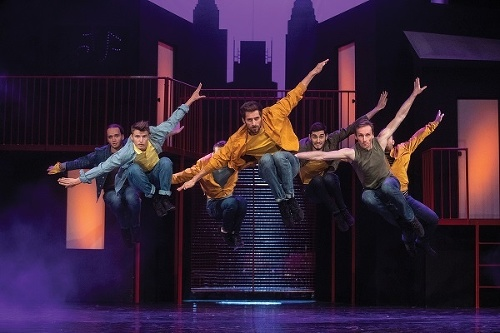 WEST SIDE STORY vo