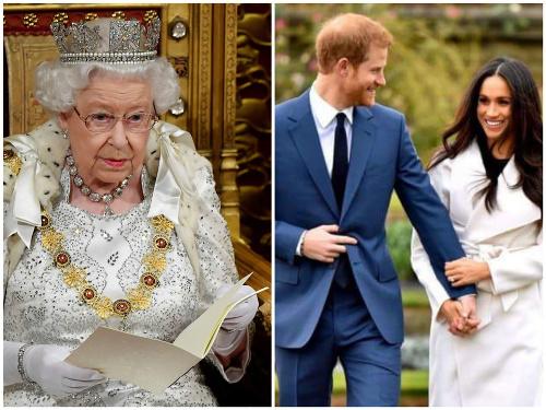 Kráľovná koná skutočne rýchlo.