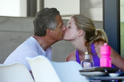 Kitty Spencer, Michael Lewis,