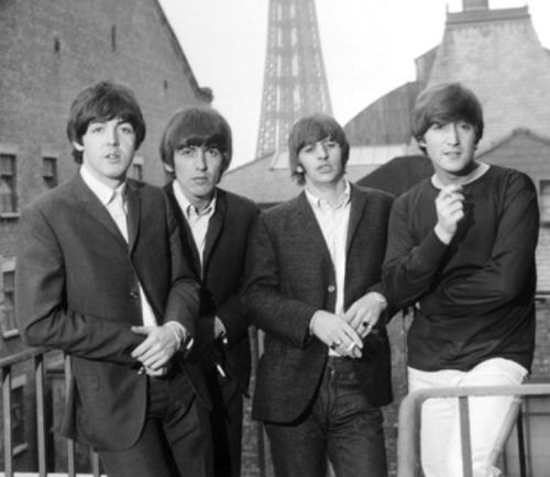 Legendárna skupina The Beatles