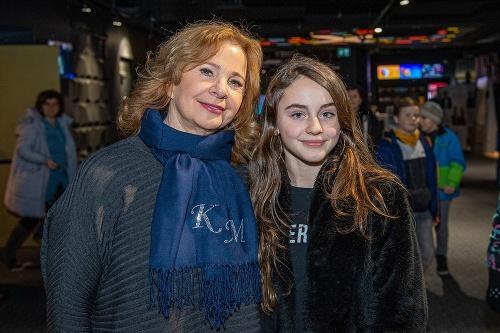 Kamila Magálová v kine: