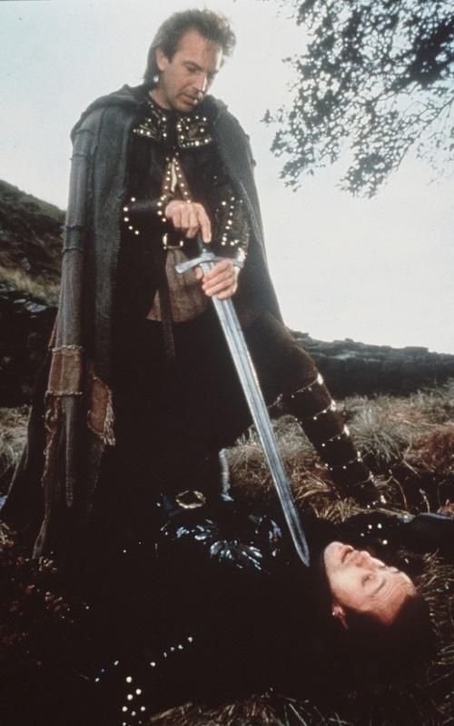 Kevin Costner vo filme