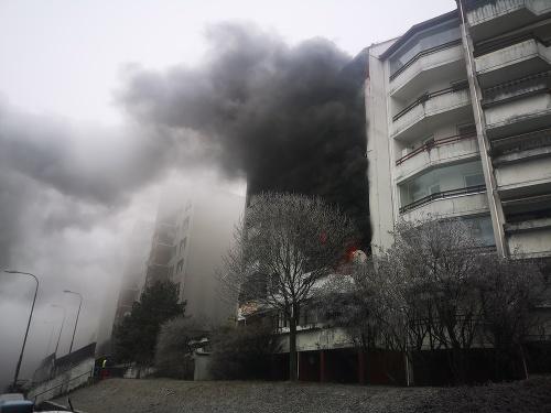 Svedectvo Mareka po výbuchu
