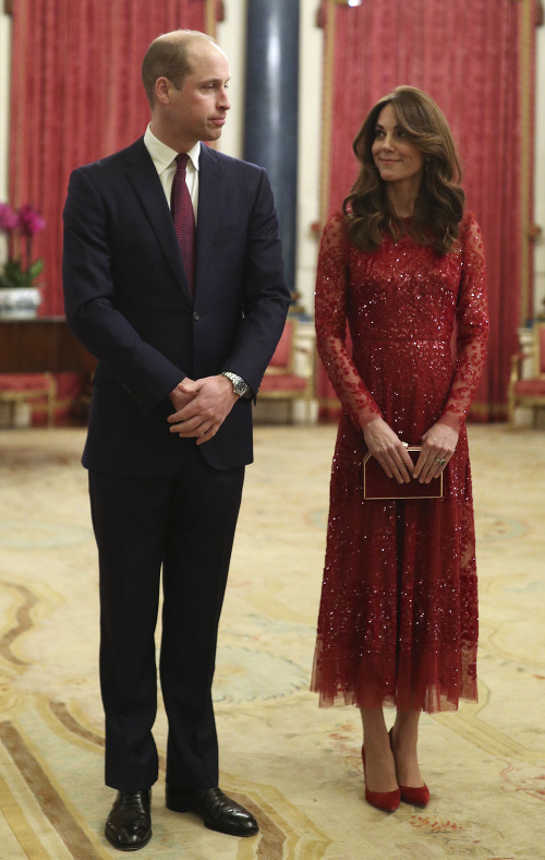 Vojvoda William a Kate