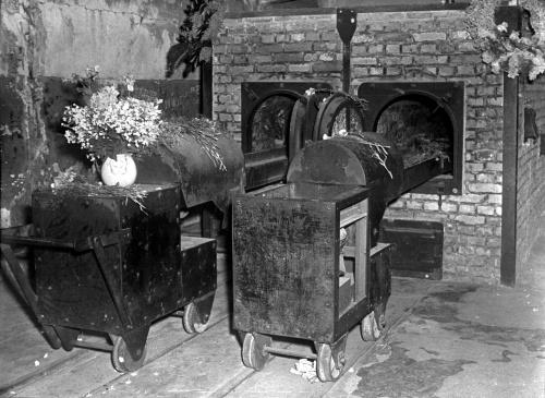 Krematórium v nacistickom koncentračnom