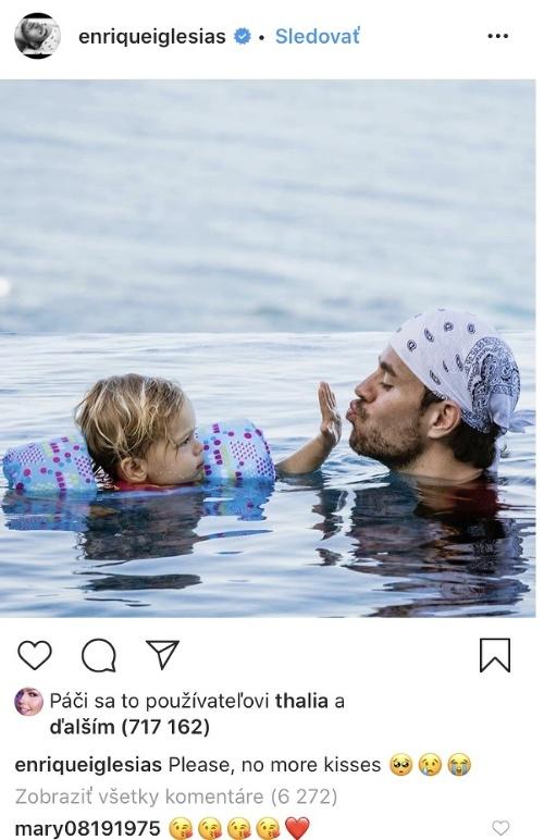 Enrique Iglesias si rodičovstvo