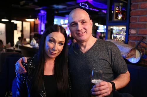 Kristína Kövešová a Dušan