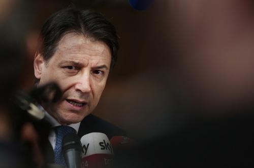 ONLINE Talianski väzni podpálili