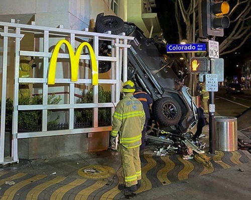 20-ročný vodič bol po