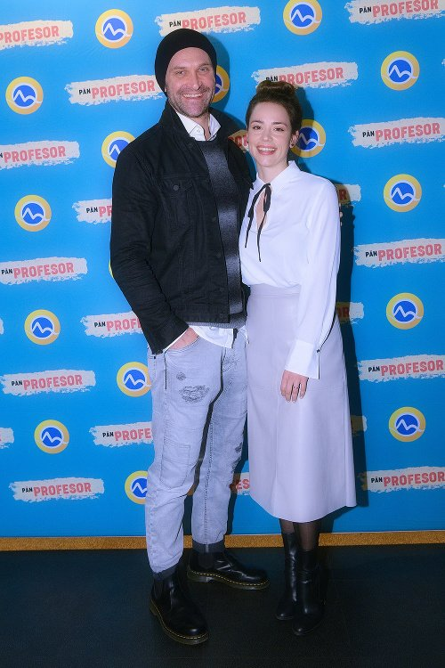 Gabriela Marcinková a Tomáš