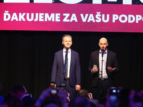 Miroslav Beblavý a Michal