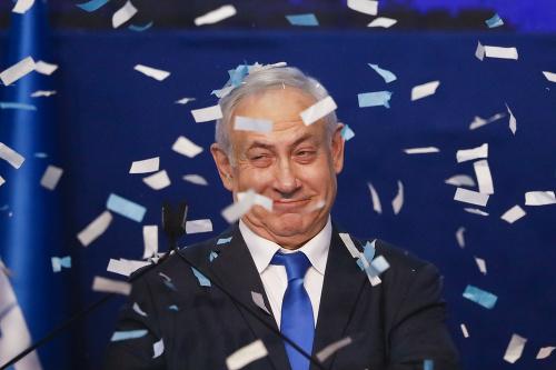 Benjamin Netanjahu je víťazom