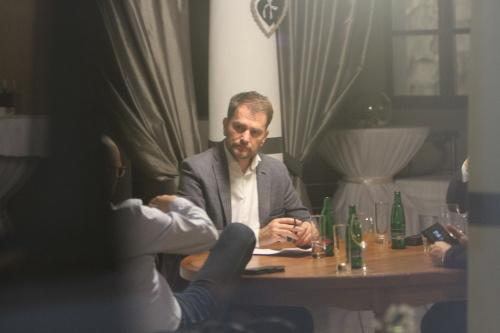 FOTO zo súkromného stretnutia