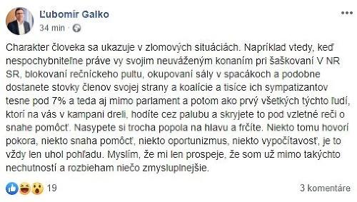 Bývalý člen PS/SPOLU Mihál