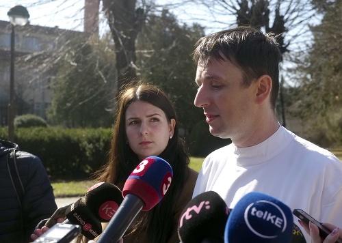 Tlačová konferencia v Košiciach