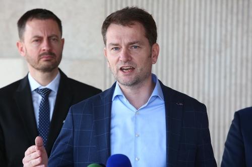 KORONAVÍRUS Premiér potvrdil nové