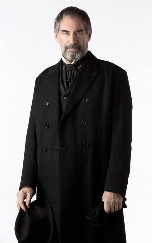 Timothy Dalton v seriáli