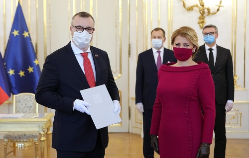 NAŽIVO Nový premiér Matovič