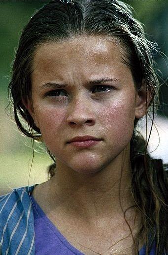 Reese Witherspoon ako 15-ročná