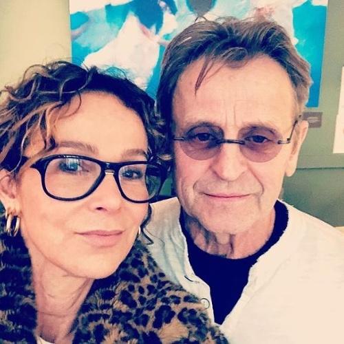 Jennifer Grey a Mikhail