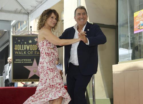 Jennifer Grey s producentom