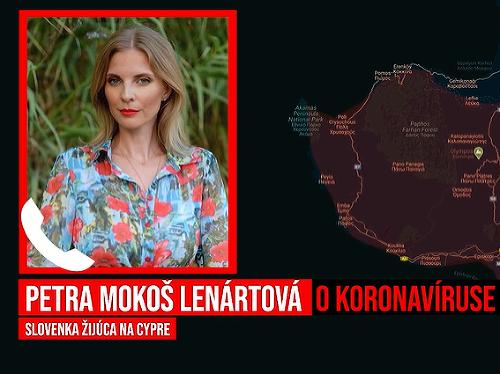 Petra Mokoš Lenártová s