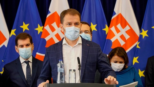 KORONAVÍRUS Kľúčové vyhlásenie premiéra