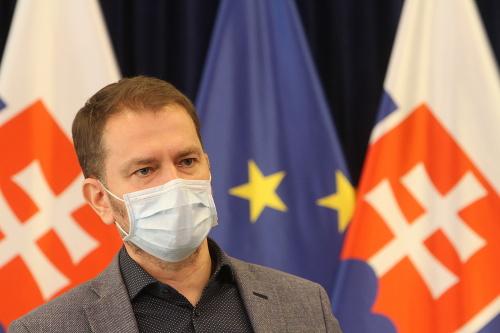 Slovensku hrozí v apríli