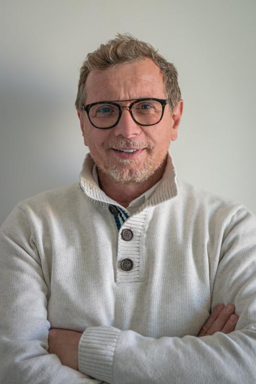 Obľúbený moderátor Vlado Voštinár