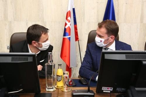 14. schôdza vlády SR