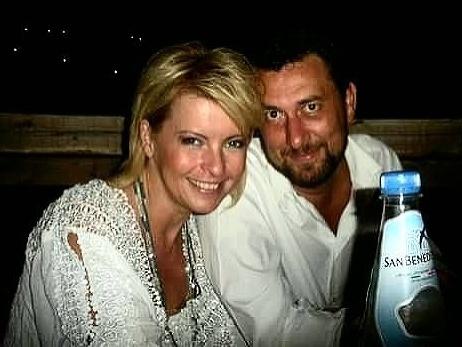 Iveta Bartošová a Domenico