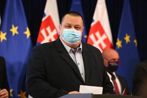 Infikovaných na Slovensku v