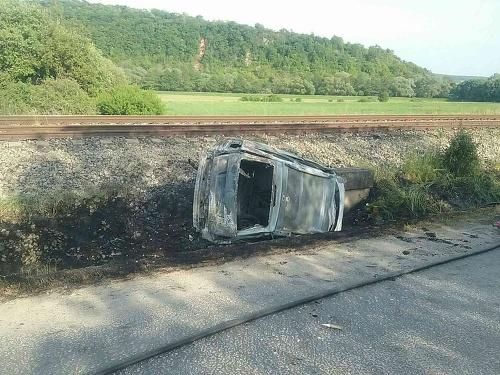 Dopravná nehoda v Gemerskej
