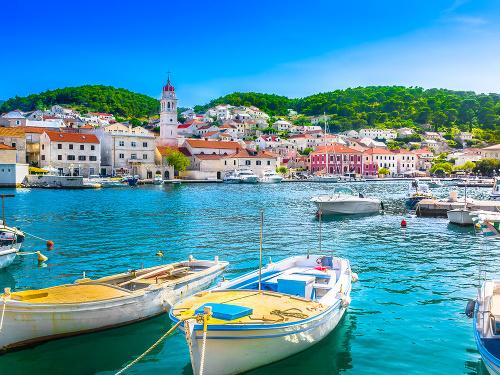 Ostrov Brač, Chorvátsko