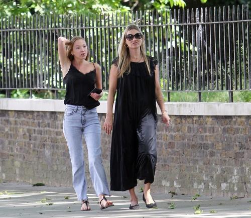 Kate Moss, Lila Grace