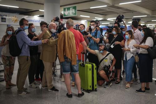 Malorka víta prvých turistov