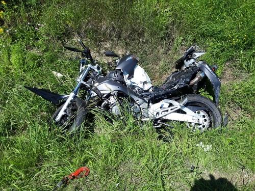 Tragická nehoda v okrese