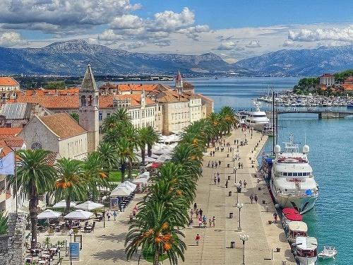 Aj v Chorvátsku prudko