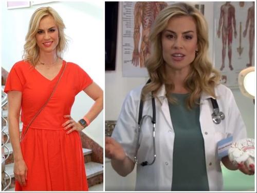 Sexi doktorka z televíznych