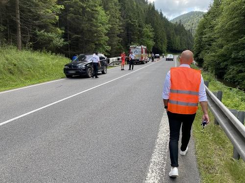 Vážna nehoda pri Donovaloch: